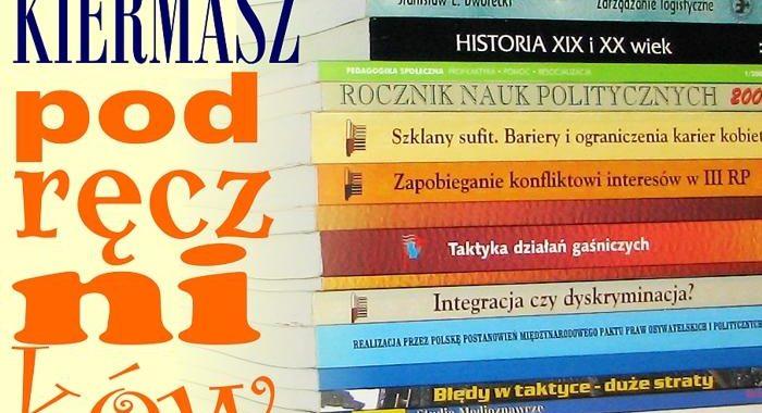 Doroczny Kiermasz Podręczników Szkolnych