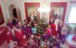 Bożonarodzeniowa zbiórka słodyczy